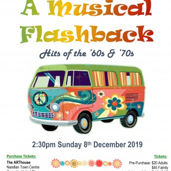 A Musical Flashback - Poster